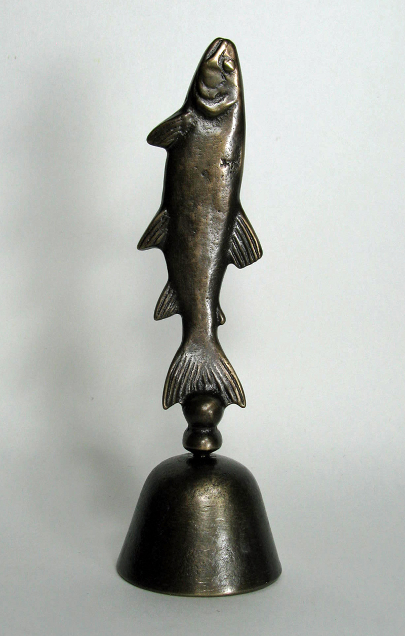 Bronze Trout Bell