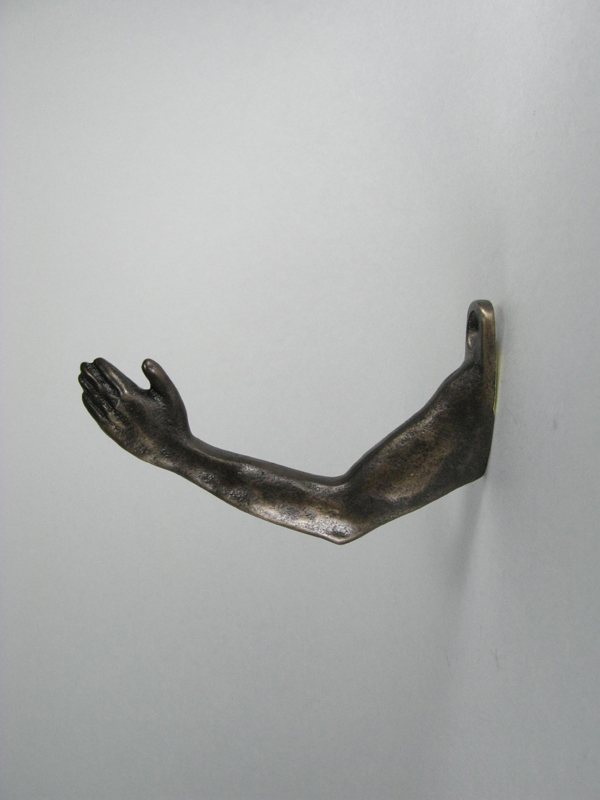 Bronze Arm Hook