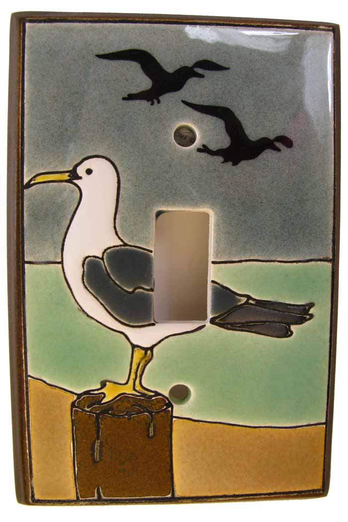 Seagull Switch Plate