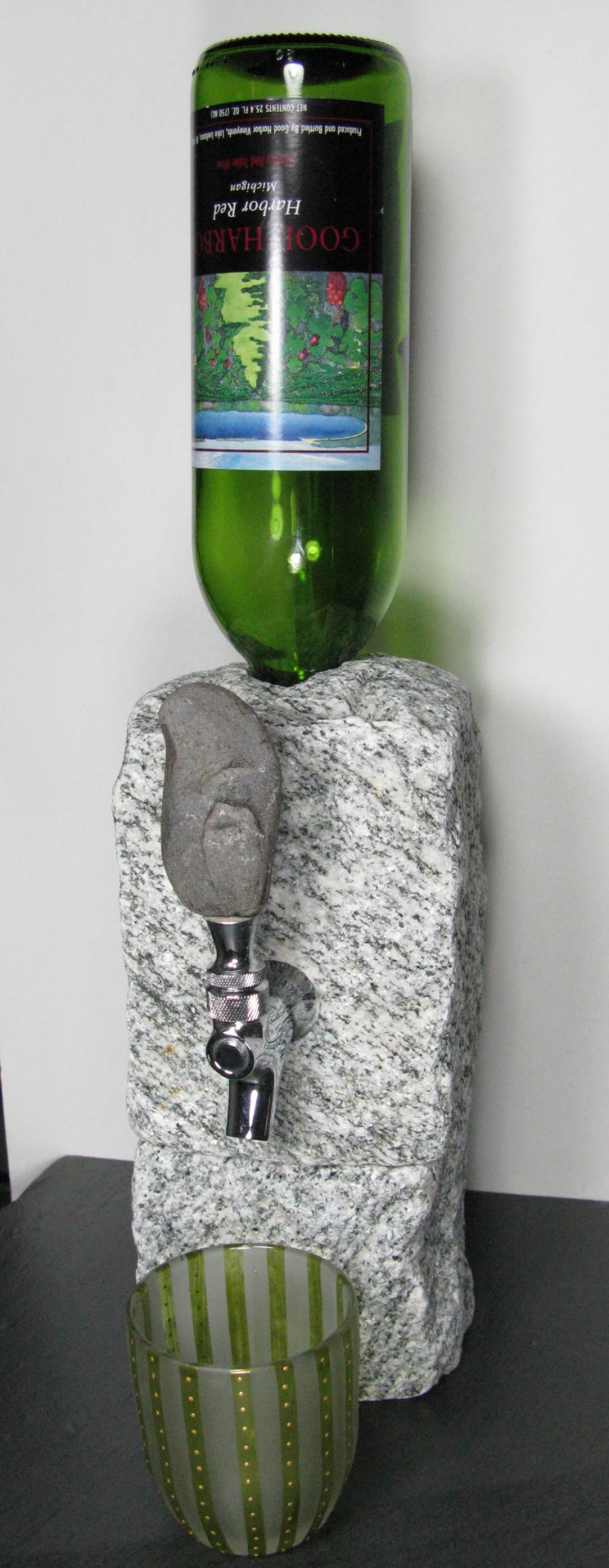 Stone Beverage Dispenser