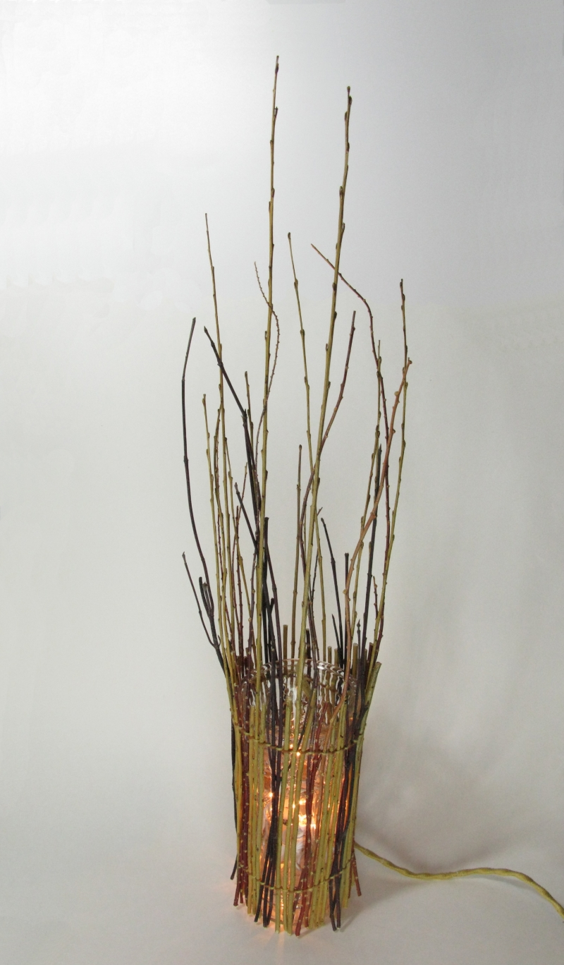 Small Twig Lamp