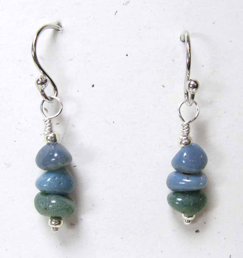 Leland Blue Cairn Earrings