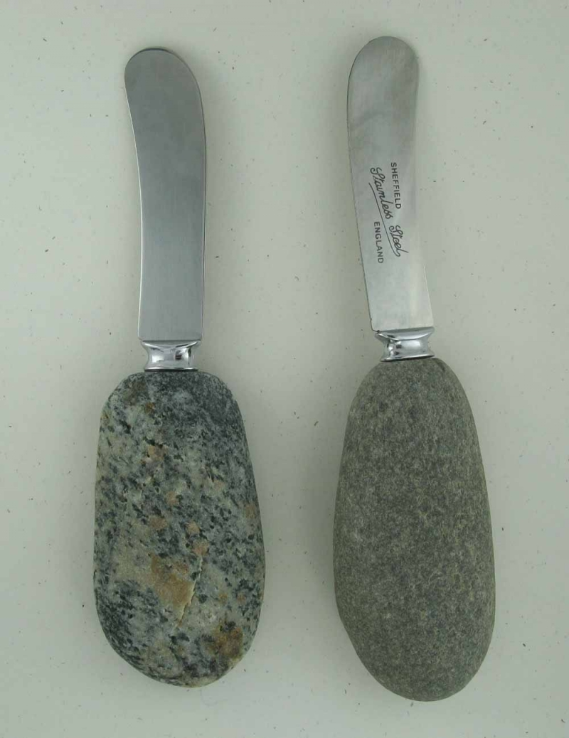 Stone Handle Spreaders