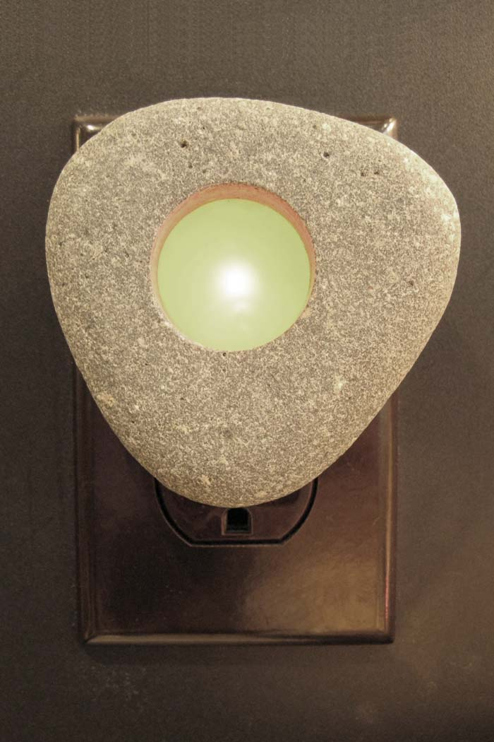 Stone Night Light