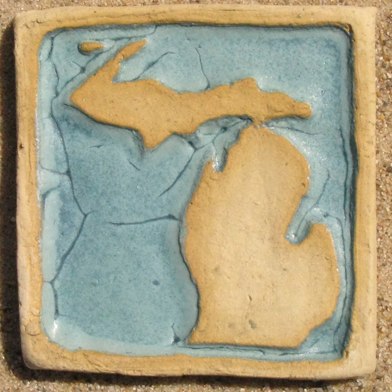 Small Michigan Tile variation