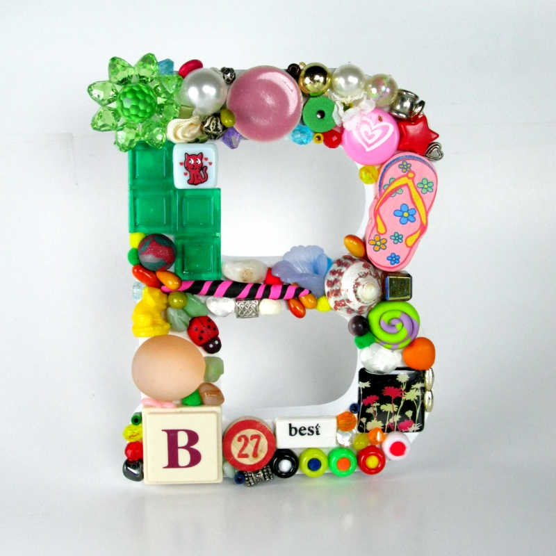 Toy Letter B