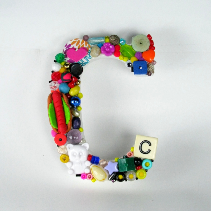 Toy Letter C