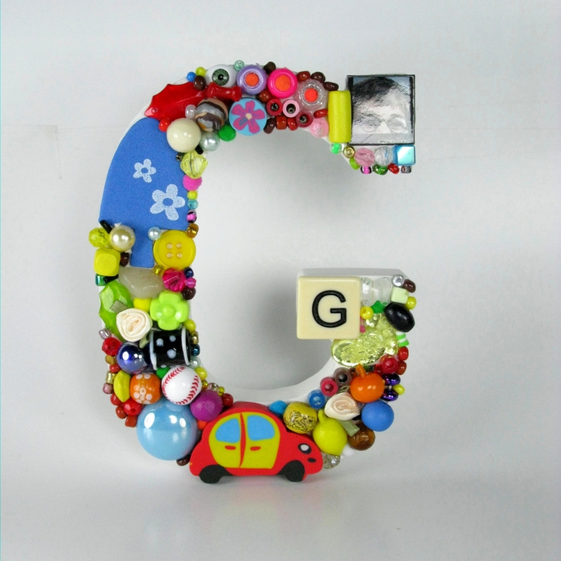 Toy Letter G