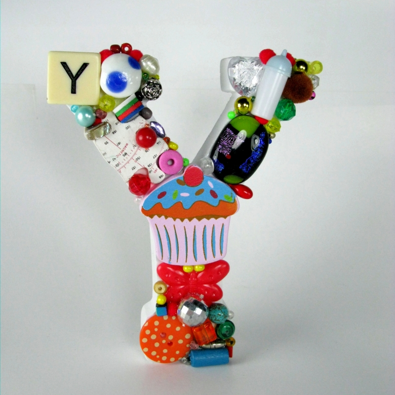 Toy Letter Y