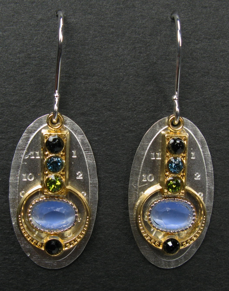 Earrings - Recycled