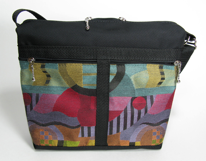 Small Organizer Purse - Kandinsky Brights