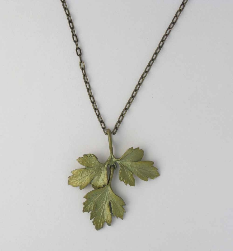 Parsley Necklace