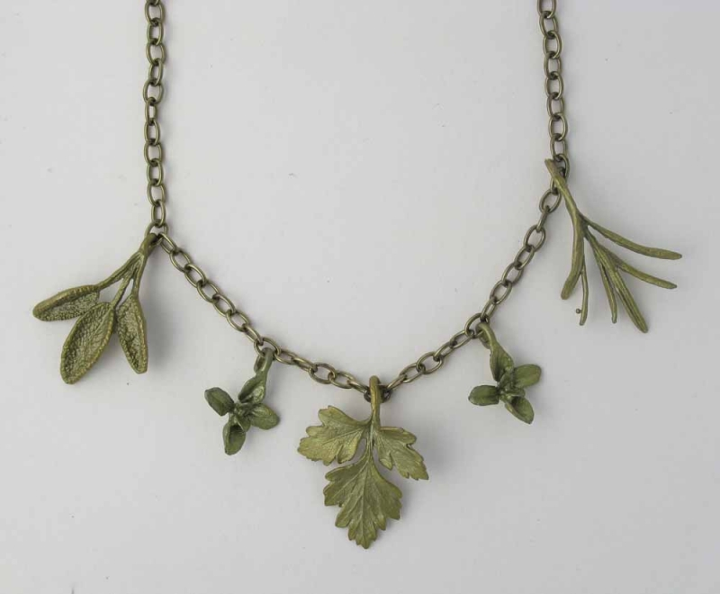 Herb Necklace