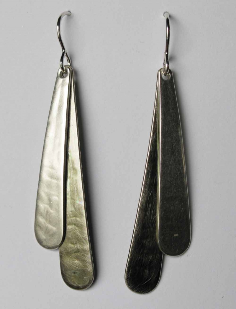 Long Petals Earrings
