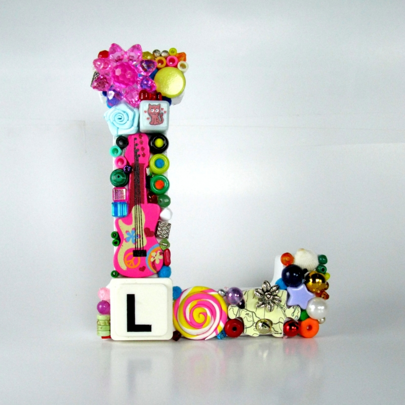Toy Letter L