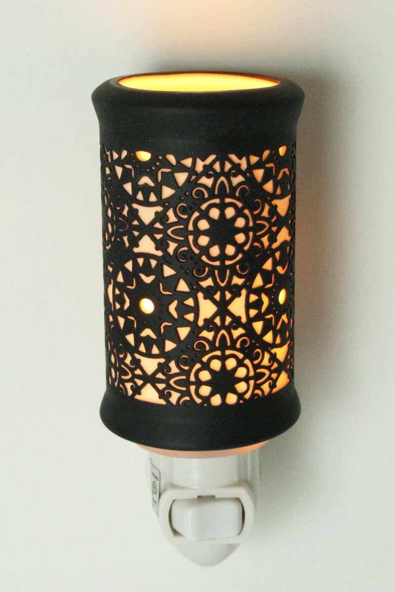 Porcelain Nightlight - Casablanca