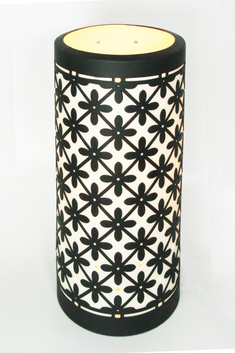 Porcelain Lamp - Marrakesh