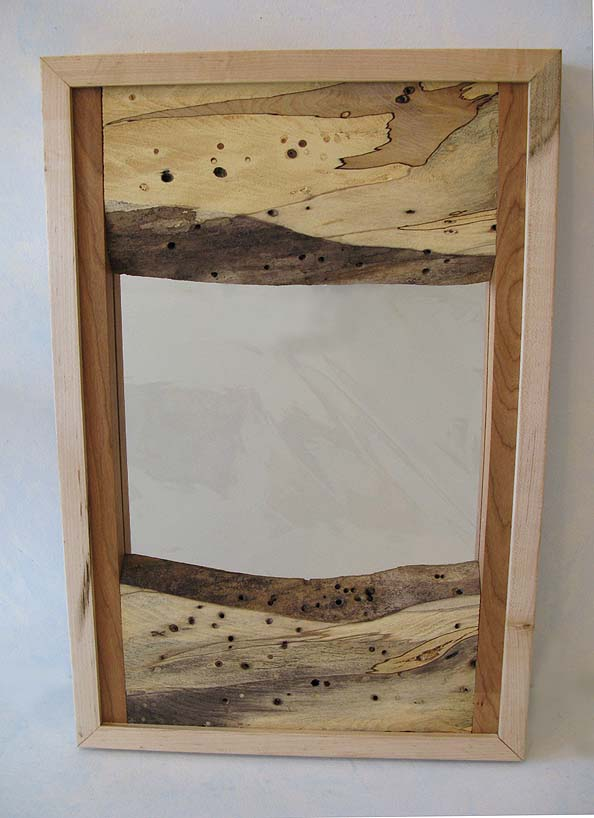 Ambrosia Maple Mirror