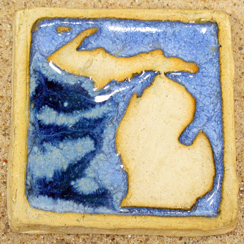 Tiny Michigan Tile