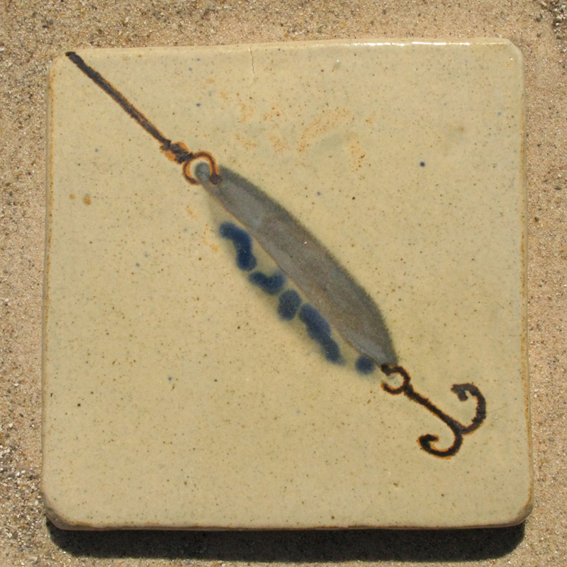 Fish Hook Tile