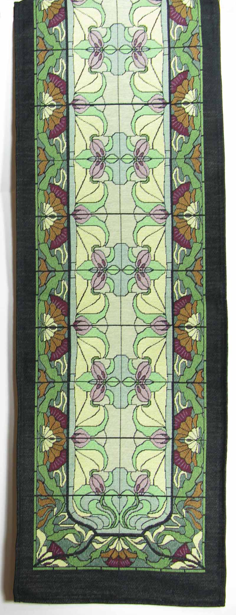 Table Runner - Thistle and Rosebud